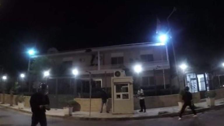 Посолството на Иран в Атина беше подложено на атака от