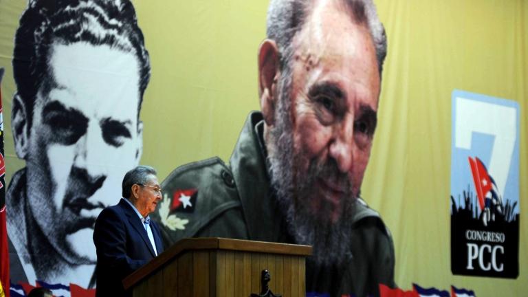 """Куба няма да се модернизира с """"шокова терапия"""" и приватизация, отсече Раул Кастро"""