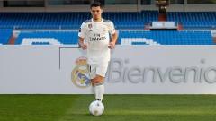 Брахим Диас пред дебют за Реал (Мадрид)