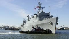 Монтират първата бойна лазерна система на военен кораб на САЩ