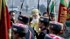 Богоявленският водосвет на бойните знамена събра първите в държавата