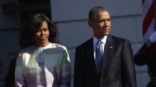 Колко пари са получили Барак и Мишел Обама през 2015 година?