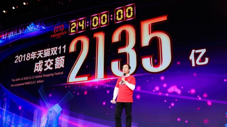 Alibaba и JD подобриха рекорда за поръчки с $136 милиарда на китайски шопинг празник