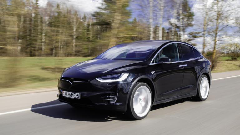 Tesla Model X стана най-безопасният SUV