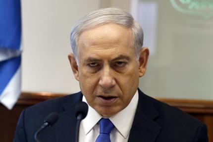 Нетаняху хвърли вината за атаката в синагогата върху Абас и Хамас