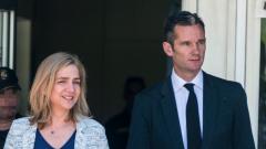 Испански съд оправда принцеса Кристина, но осъди мъжа й на 6 г.  затвор