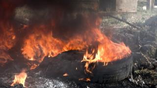 Кметът на Благоевград забрани палене на огън на Сирни Заговезни