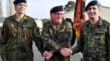 Транссексуален командва батальон в Германия