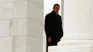 Отстъплението на Обама