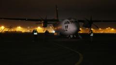 """Прокуратурата разследва инцидента с военнотранспортния самолет """"Спартан"""""""
