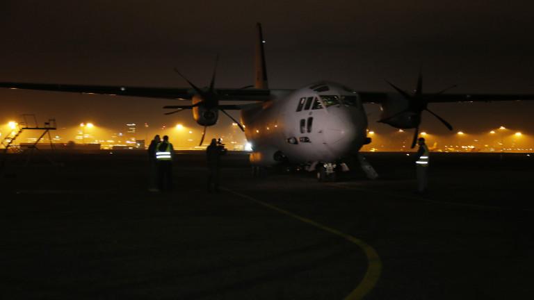 Пловдивската военно-окръжна прокуратура се е сезирала за инцидента с военнотранспортния