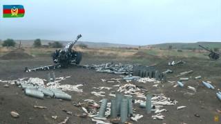 """Армията на Азербайджан е готова да удари по """"Искандер"""" на Армения"""