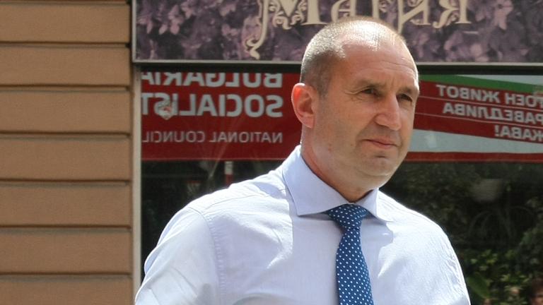 Ген. Радев има кауза и не се чувства заложник между БСП и АБВ