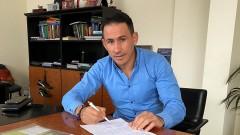 Официално: Живко Миланов остава в Левски до 2021 година