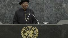 Президентът на Нигерия уволни всички висши военни
