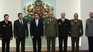 """Обща българо-украинска бригада не е """"военен съюз"""", уточняват от името на Плевнелиев"""