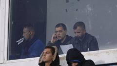 Хубчев скри националите преди мача с Холандия