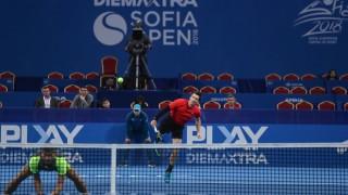 Всички резултати от турнира на двойки на Sofia Open 2019