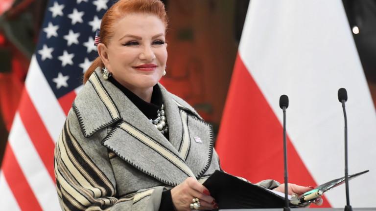 Споразумението на САЩ с Полша за изпращане на 1000 допълнителни