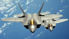 Американски боен самолет прихвана два сирийски изтребителя над Хасака