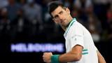 Джокович е №1 в историята на мъжкия тенис