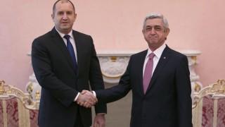 Избраха Серж Саркисян за премиер на Армения