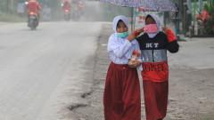 Изригна най-активният вулкан в Индонезия