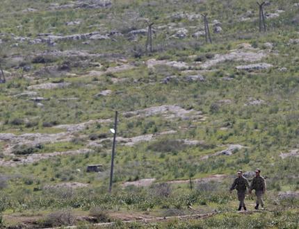 10 нелегални задържаха на границата с Турция за денонощие
