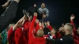 ЦСКА спечели половината от последните си 10 финала за Купата