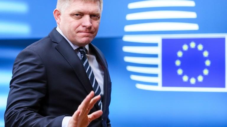 1 млн. евро награда за информация около убийството на словашкия журналист