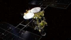Япония е първата държава в света, разположила робот на движещ се астероид