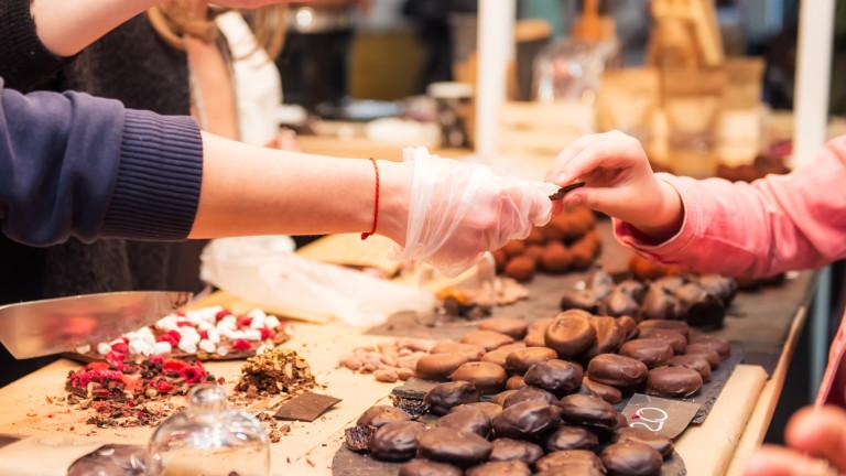 2,2 милиона тона шоколад: Толкова е изнесъл ЕС през 2019-а. Коя държава е лидер?