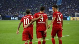 Байерн (Мюнхен) разби Майнц 05 с 6:1