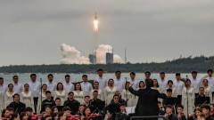 Китай не разбира драмата с космическата си ракета - ще изгори в атмосферата