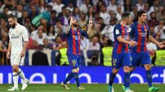Капитанът на Барса Лионел Меси: 42 мача срещу Реал (Мадрид), 40 попадения + асистенции