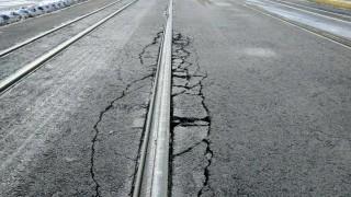 Шофьорите могат да искат обезщетение заради разтопен асфалт в София