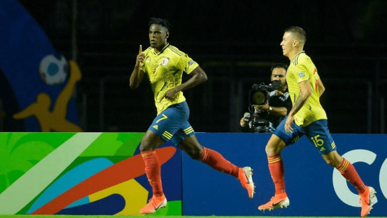 Колумбия се класира за четвъртфиналите на Копа Америка. Това стана