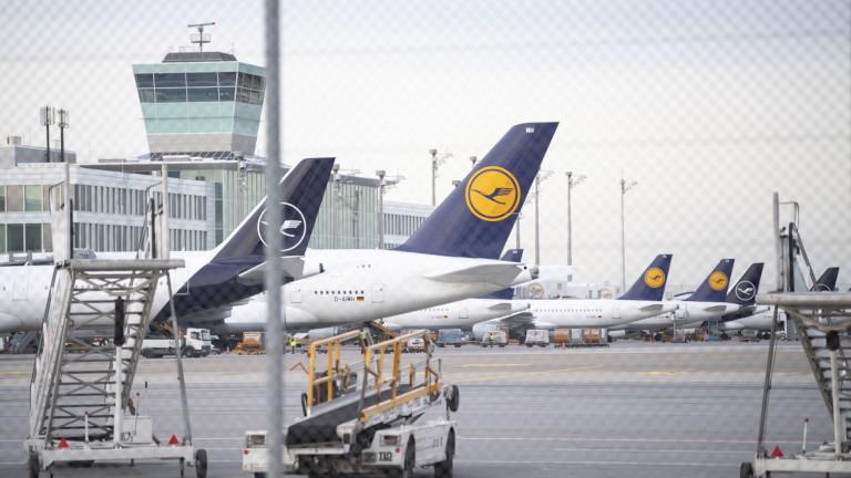 Германската икономика може да се свие с 9%