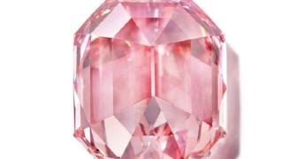 Christie`s изважда на търг най-редкия розов диамант
