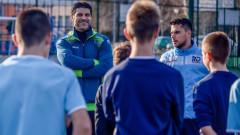 Синът на Гонзо подписва договор с Локомотив (Пловдив)