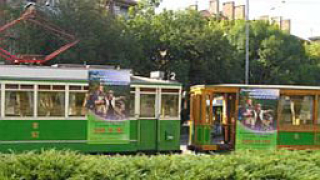 Ретро трамвай тръгва в София в Световния ден на туризма