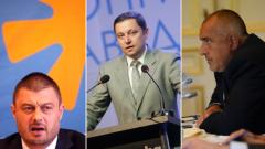 Прокуратурата проверява сигнали на Бареков, Борисов и Янев
