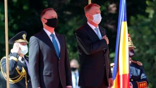 9 държави от Източна Европа искат засилено присъствие на НАТО в региона