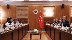 Турция е готова да помогне на Афганистан, но не признава талибаните