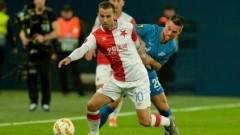 Полузащитникът на Славия (Прага) Йозеф Хушбауер е започнал преговори с Левски