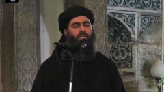 """Главатарят на """"Ислямска държава"""" май не е бил в ударения конвой"""
