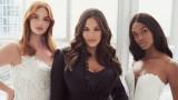 Ашли Греъм и колекцията й булчински рокли за Pronovias