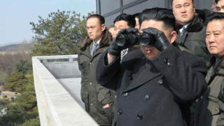 Ким Чен Ун призова армията към готовност за война без предупреждение
