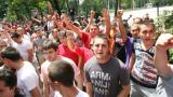Феновете на ЦСКА се обединяват в тръстове