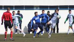 Калиакра победи втородивизионен румънски тим